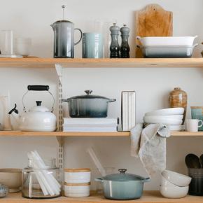 Cozinha Le Creuset