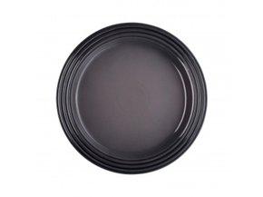 Prato Raso de Cerâmica Le Creuset Flint 22 cm