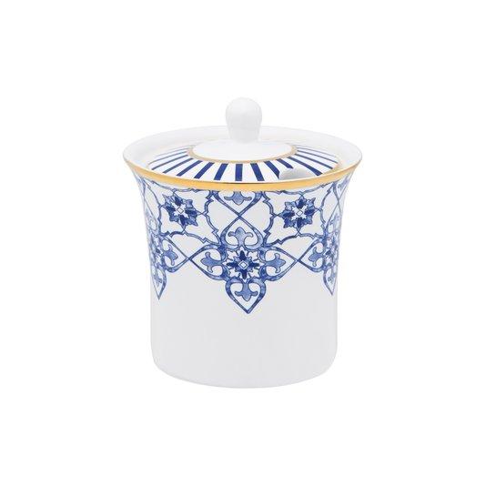 Açucareiro de Porcelana Coup Lusitana Oxford 200 ml