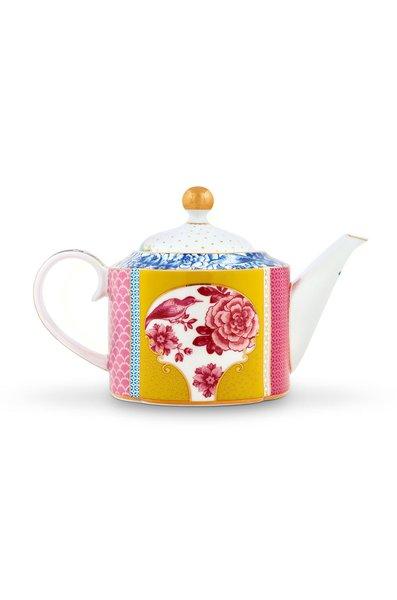 Bule de Porcelana Royal Pip Studio Colorido 900 ml
