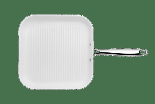 Bistequeira Trix Tramontina Aço Inox com Cerâmica 28 cm