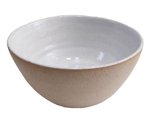 Bowl de Cerâmica Branco GMA 13x6cm