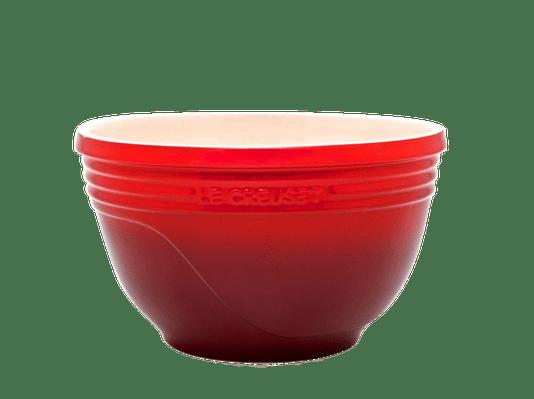 Bowl de Cerâmica Le Creuset Vermelho 24 cm