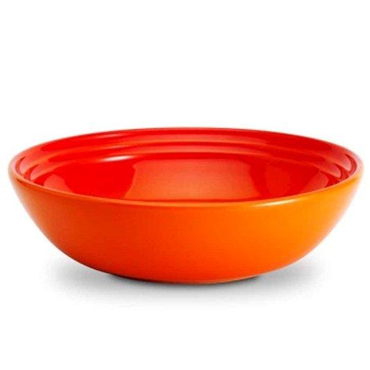 Bowl para Cereal em Cerâmica Le Creuset Laranja 16 cm
