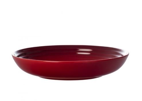 Bowl de Cerâmica para Massa Le Creuset Vermelho 26 cm