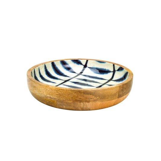 Bowl de Madeira Bon Gourmet Rojemac Blue 20cm x 5cm