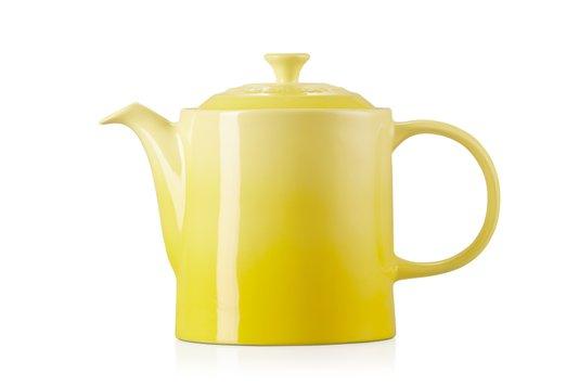 Bule Le Creuset Amarelo Soleil 1,3 Litros