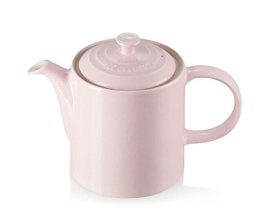 Bule Le Creuset Chiffon Pink 1,3 Litros
