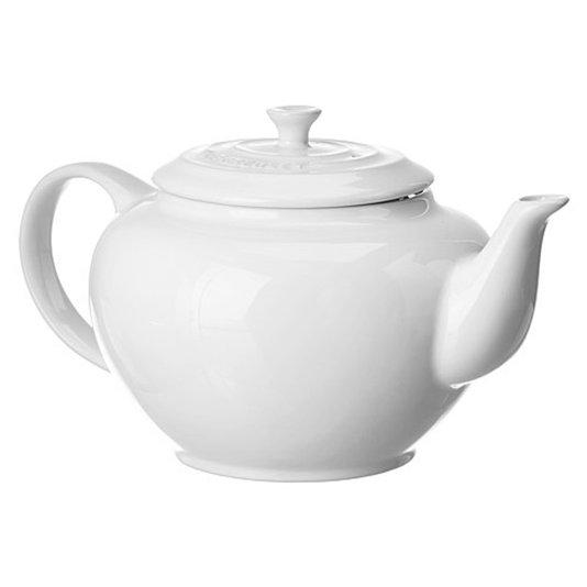 Bule Para Chá Le Creuset Branco 950 ml