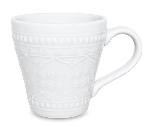 Caneca Daily White Oxford Branco 360 Ml