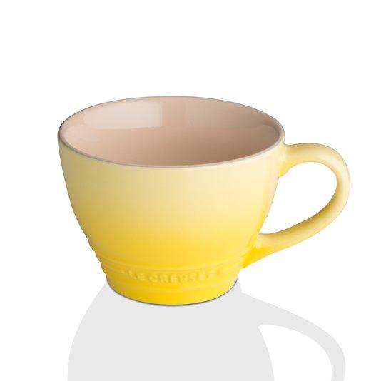 Caneca de Cerâmica Le Creuset Amarelo Soleil 400 ml