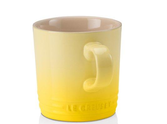 Caneca Para Capuccino Le Creuset Amarelo Soleil 200ml