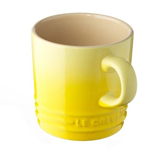 Caneca para Capuccino Le Creuset Amarelo Soleil 350 ml