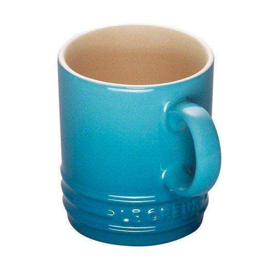 Caneca para Capuccino Le Creuset Azul Caribe 200 ml