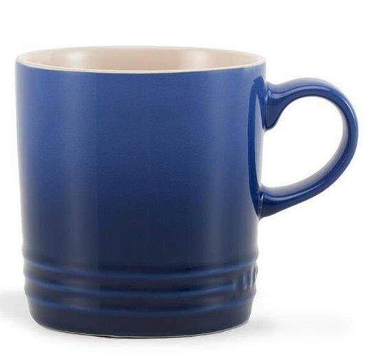 Caneca para Capuccino Le Creuset Azul Cobalto 200 ml