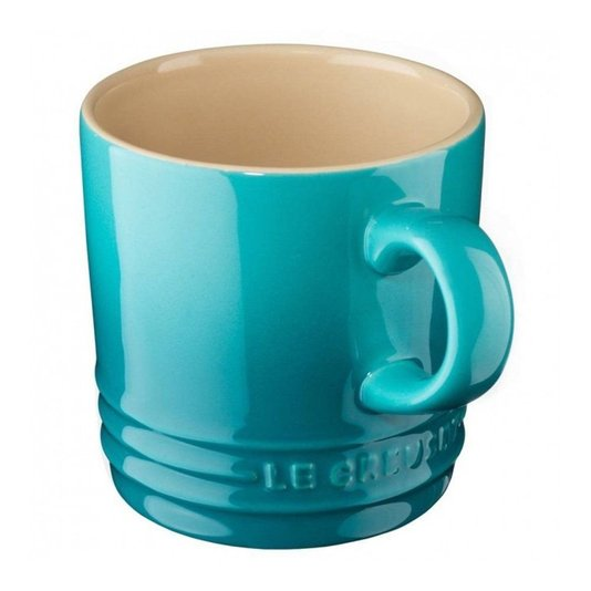 Caneca para Espresso Le Creuset Azul Caribe 100 ml