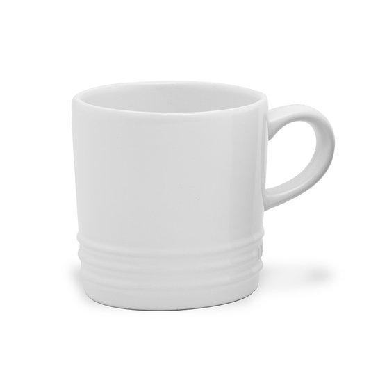 Caneca para Espresso Le Creuset Branca 100 ml