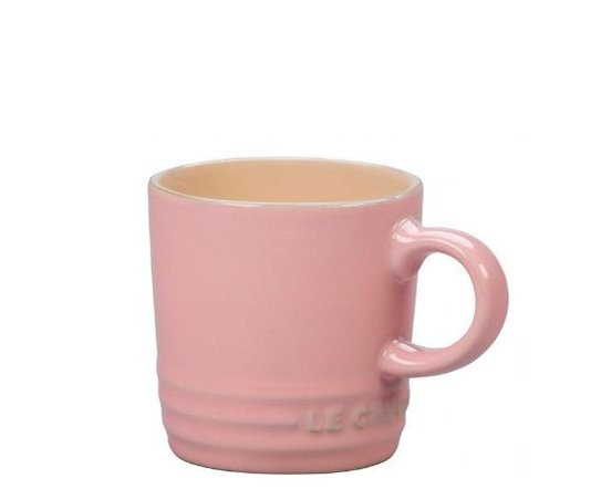 Caneca para Espresso Le Creuset Chiffon Pink 100 ml