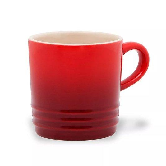 Caneca para Espresso Le Creuset Vermelha 100 ml