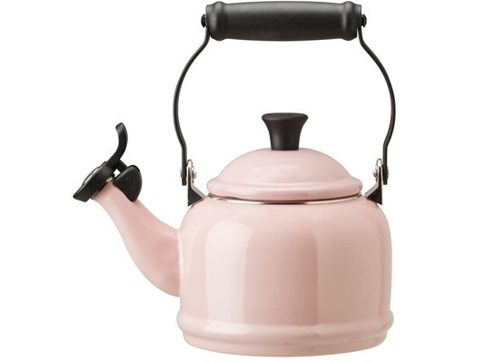 Chaleira Demi Le Creuset Chiffon Pink 1,1 Litros