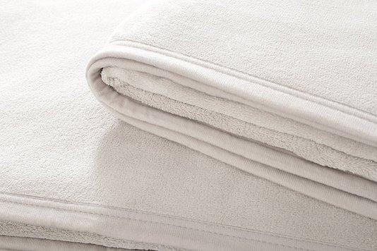 Cobertor Aspen Full Casal Buddermeyer Marfim 2,20X2,30