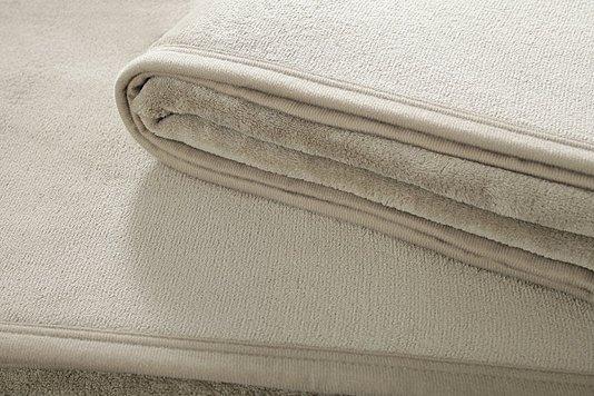 Cobertor Casal Aspen Full Buddemeyer Kaki 2,20X2,30