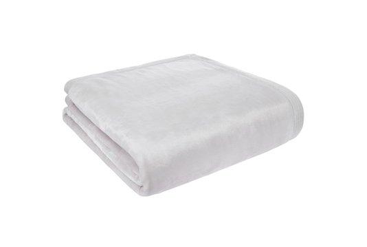 Cobertor Queen Piemontesi Platino Trussardi 2,40X2,60