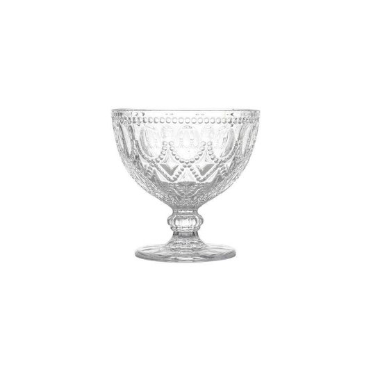 Conjunto 4 Peças Taça Diamond 220 ml Rojemac