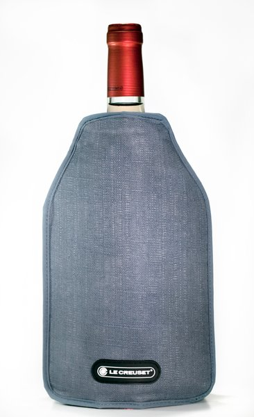 Cooler Sleeve para Garrafas Le Creuset Grey