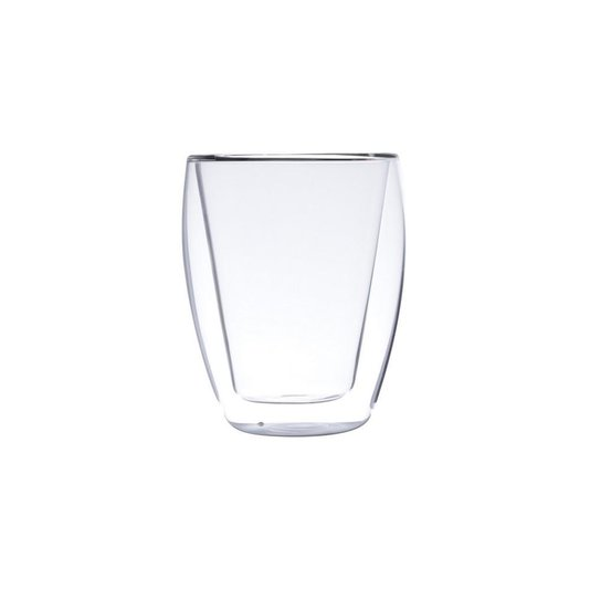Copo para Chá em Vidro Borossilicato Parede Dupla Lyor 260 ml
