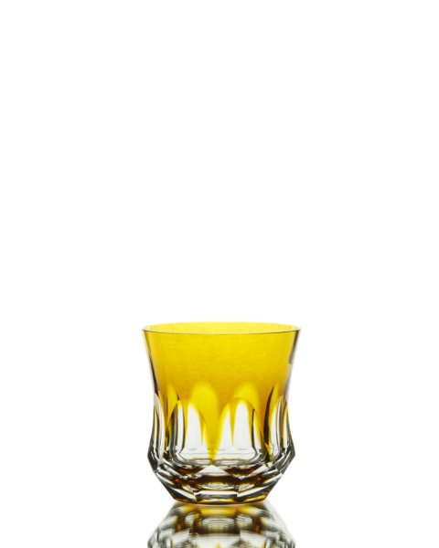 Copo para Whisky em Cristal Overley Mozart Âmbar 325 ml