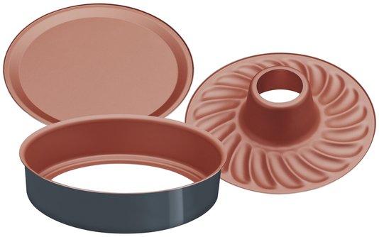 Forma 26 cm Redonda com Fundo Removível Bakery Tramontina