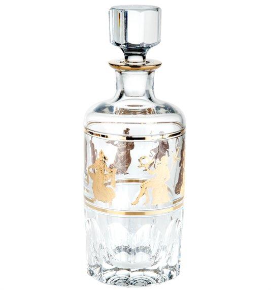 Frasco para Whisky Cristal Jubilee Vista Alegre 930 ml