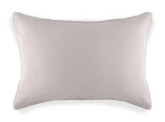 Fronha 59st By The Bed 300 Fios Off White 50x70 cm
