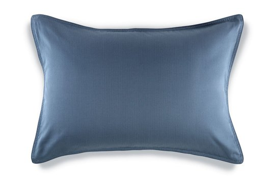 Fronha 59st By The Bed Azul 300 Fios 50x70 cm