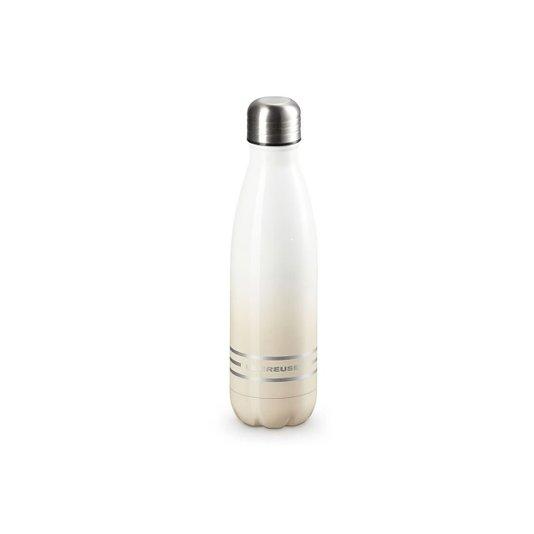 Garrafa De Hidratação Le Creuset Meringue 500 ml