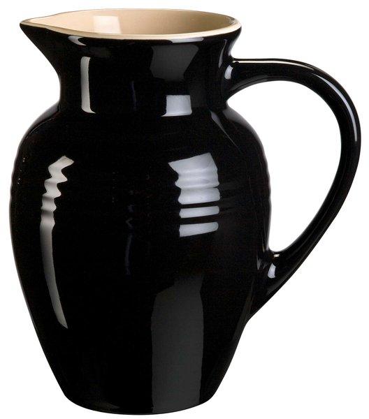 Jarra de Cerâmica 600ML Le Creuset Black Onix