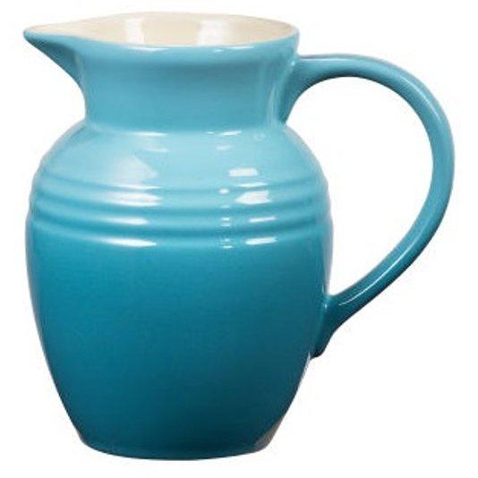 Jarra de Cerâmica Le Creuset Azul Caribe 2 litros