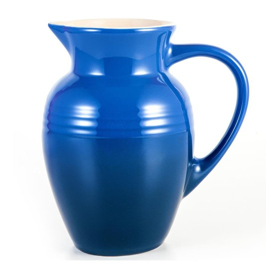 Jarra de Cerâmica Le Creuset Azul Cobalto 0,5 litros