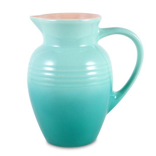 Jarra de Cerâmica Le Creuset Cool Mint 2 litros
