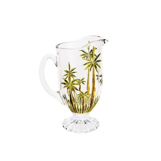 Jarra Palm Tree Cristal de Chumbo Wolff 1,5 Litros