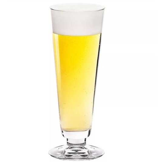 Jogo 03 Peças Taça Cerveja Pilsner 380ml Cristal Oxford