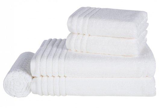 Jogo de 5 Peças Banho e Rosto Imperiale Trussardi Branco