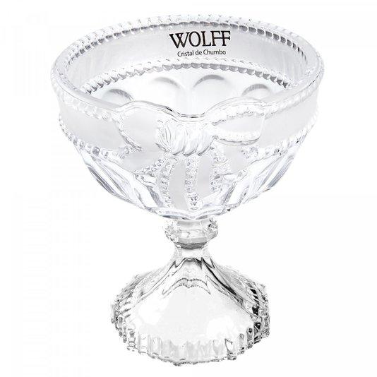 Jogo de 6 Taças para Sobremesa Royal em Cristal Wolff 12 cm