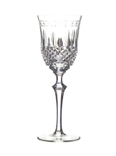 Jogo de 6 Taças para Vinho Branco em Cristal Mozart Incolor 350 ml