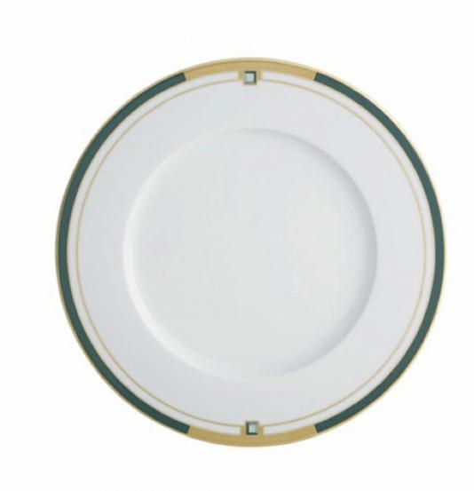Jogo de 8 Pratos de Jantar Emerald Vista Alegre 30 cm