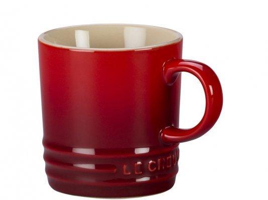 Kit 4 Canecas Espresso 100 ml Vermelho Le Creuset