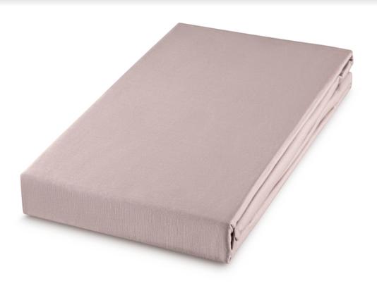 Lençol Queen Slim Fit Com Elástico 300 Fios By The Bed Taupe