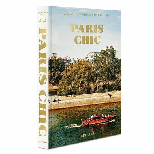 Livro Paris Chic Assouline