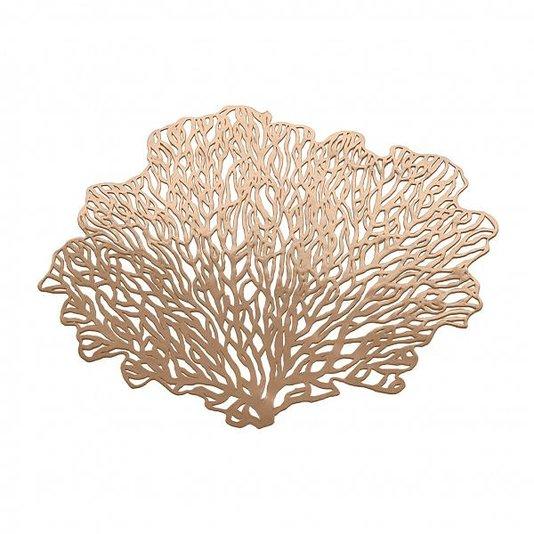 Lugar Americano Concept Coral Copa & Cia Dourado